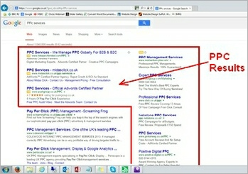 Google Adwords or PPC Advertising